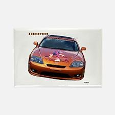 Tiburon Fr Rectangle Magnet (100 pack)