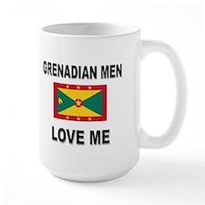 Grenadian Men Love Me Mug