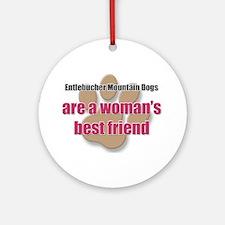 Entlebucher Mountain Dogs woman's best friend Orna