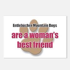 Entlebucher Mountain Dogs woman's best friend Post