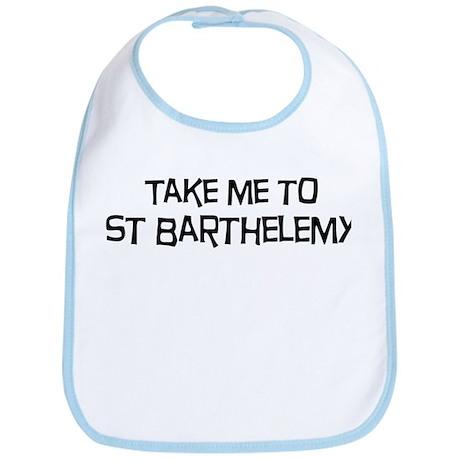 Take me to St Barthelemy Bib
