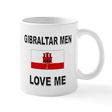 Gibraltar Men Love Me Mug