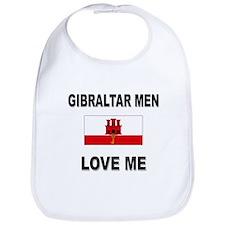 Gibraltar Men Love Me Bib