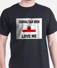 Gibraltar Men Love Me T-Shirt
