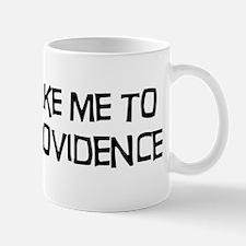 Take me to Providence Mug