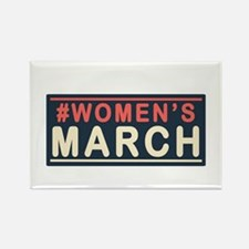 Womens March Magnets