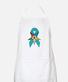 OES Ovarian Cancer Awareness BBQ Apron