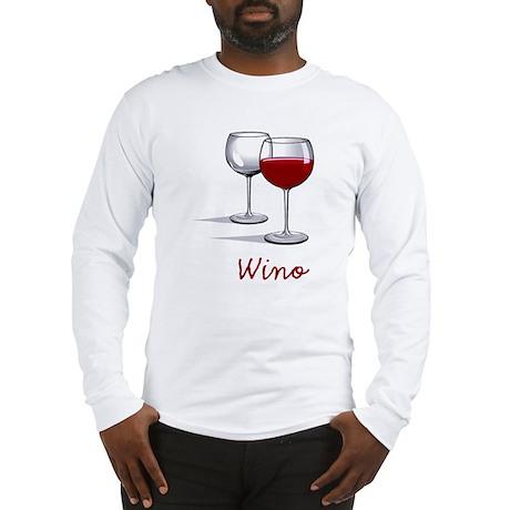 Wino Long Sleeve T-Shirt
