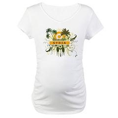 Palm Tree Syria Shirt
