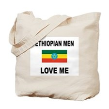 Ethiopian Men Love Me Tote Bag