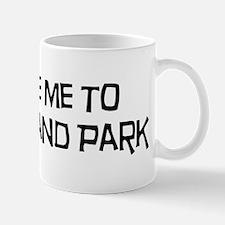Take me to Overland Park Mug