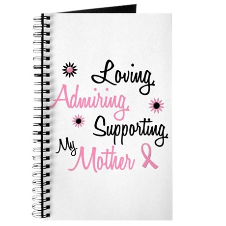 Loving Admiring Supporting 1 (Mother) Journal