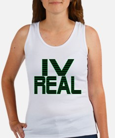 For Real Women's Tank Top