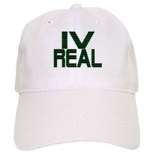 For Real Baseball Cap