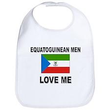 Equatoguinean Men Love Me Bib