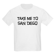 Take me to San Diego T-Shirt