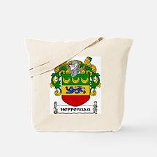 Heffernan Arms Tote Bag
