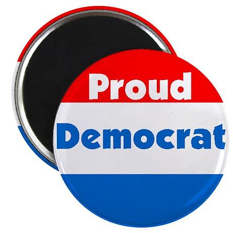 Proud Democrat Magnet