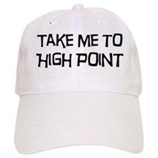 Take me to High Point Baseball Cap