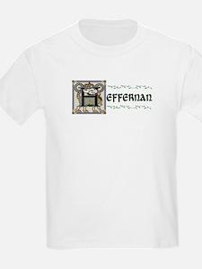 Heffernan Celtic Dragon Kids T-Shirt