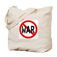 Cute Pacifist Tote Bag