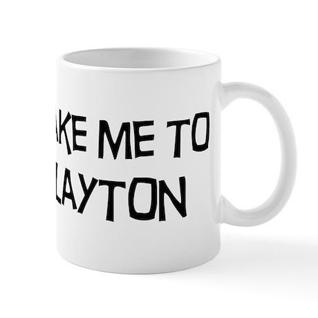 Take me to Layton Mug
