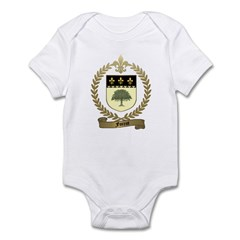 FOREST Family Crest Infant Creeper
