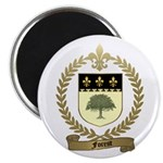 FOREST Family Crest Magnet