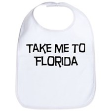 Take me to Florida Bib