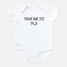 Take me to Fiji Infant Bodysuit