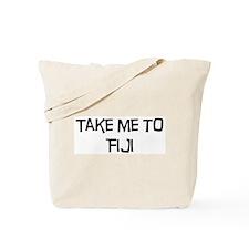Take me to Fiji Tote Bag