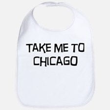 Take me to Chicago Bib