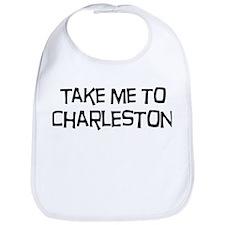 Take me to Charleston Bib