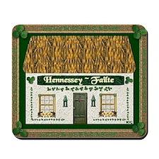 Hennessey Irish Cottage Mousepad