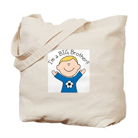 Big Brother by Leah Tote Bag