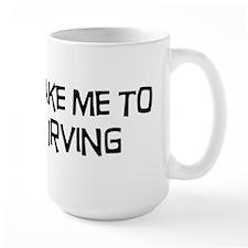 Take me to Irving Mug