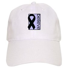 Periwinkle (Believe) Ribbon Baseball Cap