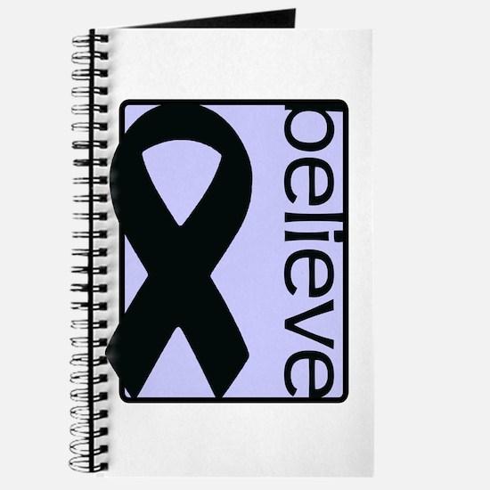 Periwinkle (Believe) Ribbon Journal