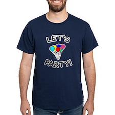 'Let's Party!' T-Shirt