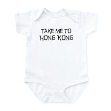 Take me to Hong Kong Onesie