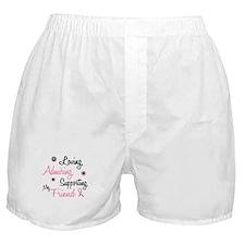 Loving Admiring 1 BC (Friend) Boxer Shorts