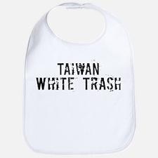 Taiwan White Trash Bib