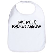 Take me to Broken Arrow Bib