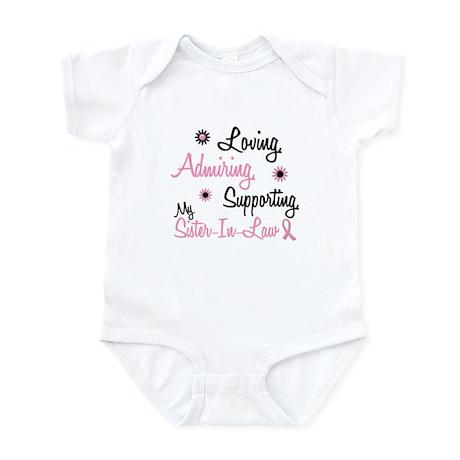 Loving Admiring 1 BC (Sister-In-Law) Infant Bodysu