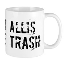 West Allis White Trash Mug