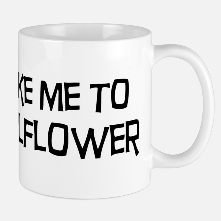 Take me to Bellflower Mug