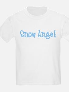 Snow Angel Kids T-Shirt