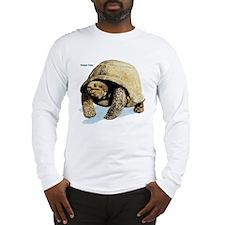 Galapagos Tortoise Long Sleeve T-Shirt