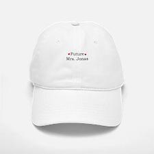 Future Mrs Jonas Baseball Baseball Cap