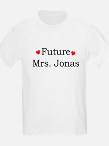 Future Mrs Jonas T-Shirt